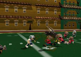 Screenshot Thumbnail / Media File 1 for Backyard Football '10 (USA)