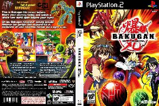 Screenshot Thumbnail / Media File 1 for Bakugan - Battle Brawlers (USA)