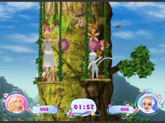 barbie princesa da ilha ps2