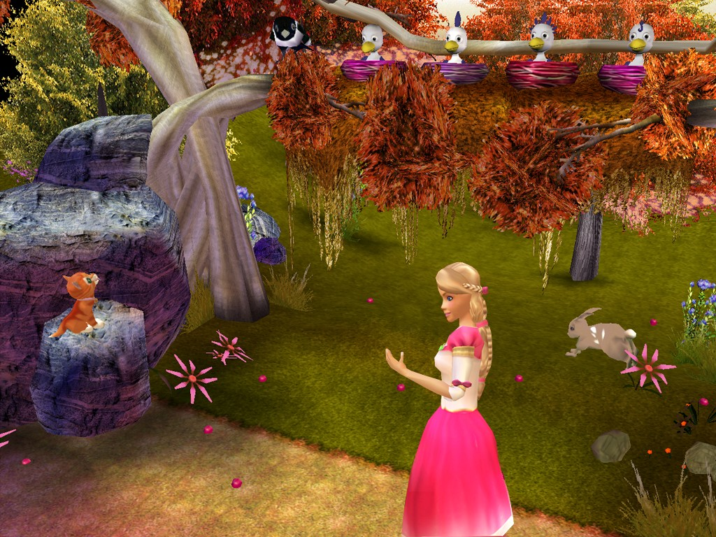 Barbie In The 12 Dancing Princesses Usa Iso Ps2 Isos Emuparadise