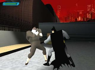 Screenshot Thumbnail / Media File 1 for Batman - Vengeance (USA) (En,Fr)