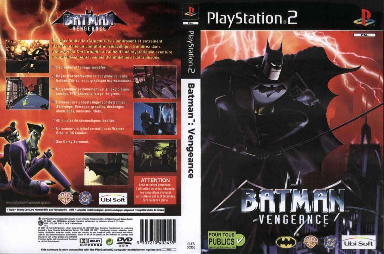 Batman pc iso