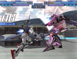 Screenshot Thumbnail / Media File 1 for Battle Assault 3 featuring Gundam Seed (USA)