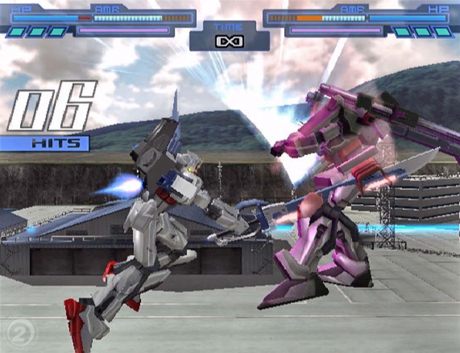 [Análise Retro Game] - Gundam Battle Assault 2 - Playstation One 150180-Battle_Assault_3_featuring_Gundam_Seed_(USA)-1494756567