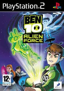 Screenshot Thumbnail / Media File 1 for Ben 10 - Alien Force (USA) (En,Fr,De,Es,It)