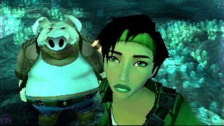Screenshot Thumbnail / Media File 1 for Beyond Good & Evil (USA) (En,Fr,Es)