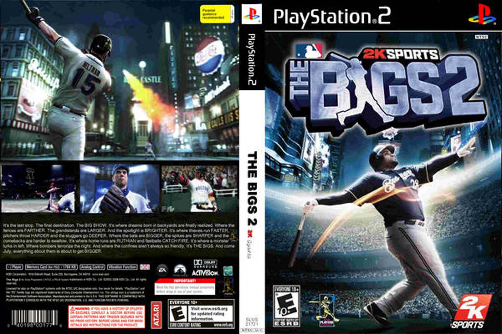 the bigs 2 wii iso
