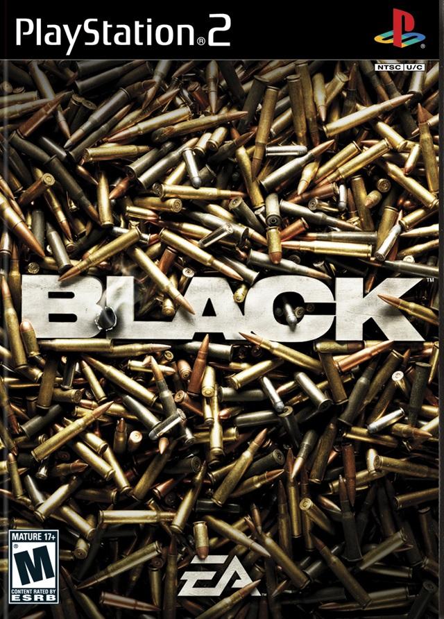 Black ps2 скачать торрент