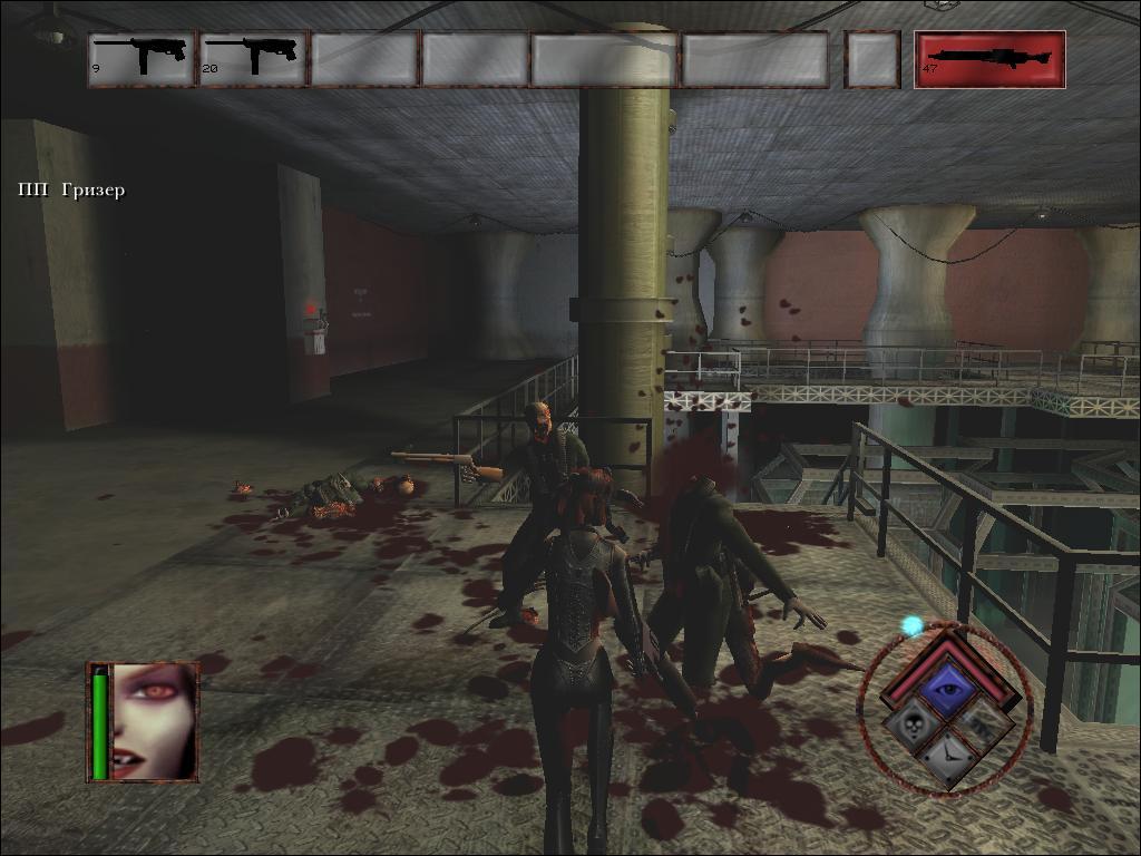 Bloodrayne 1 скачать торрент