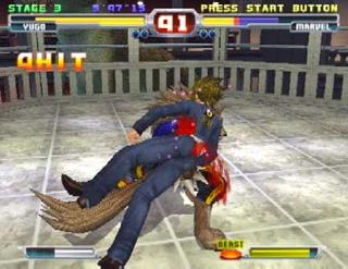 Screenshot Thumbnail / Media File 1 for Bloody Roar 3 (USA)