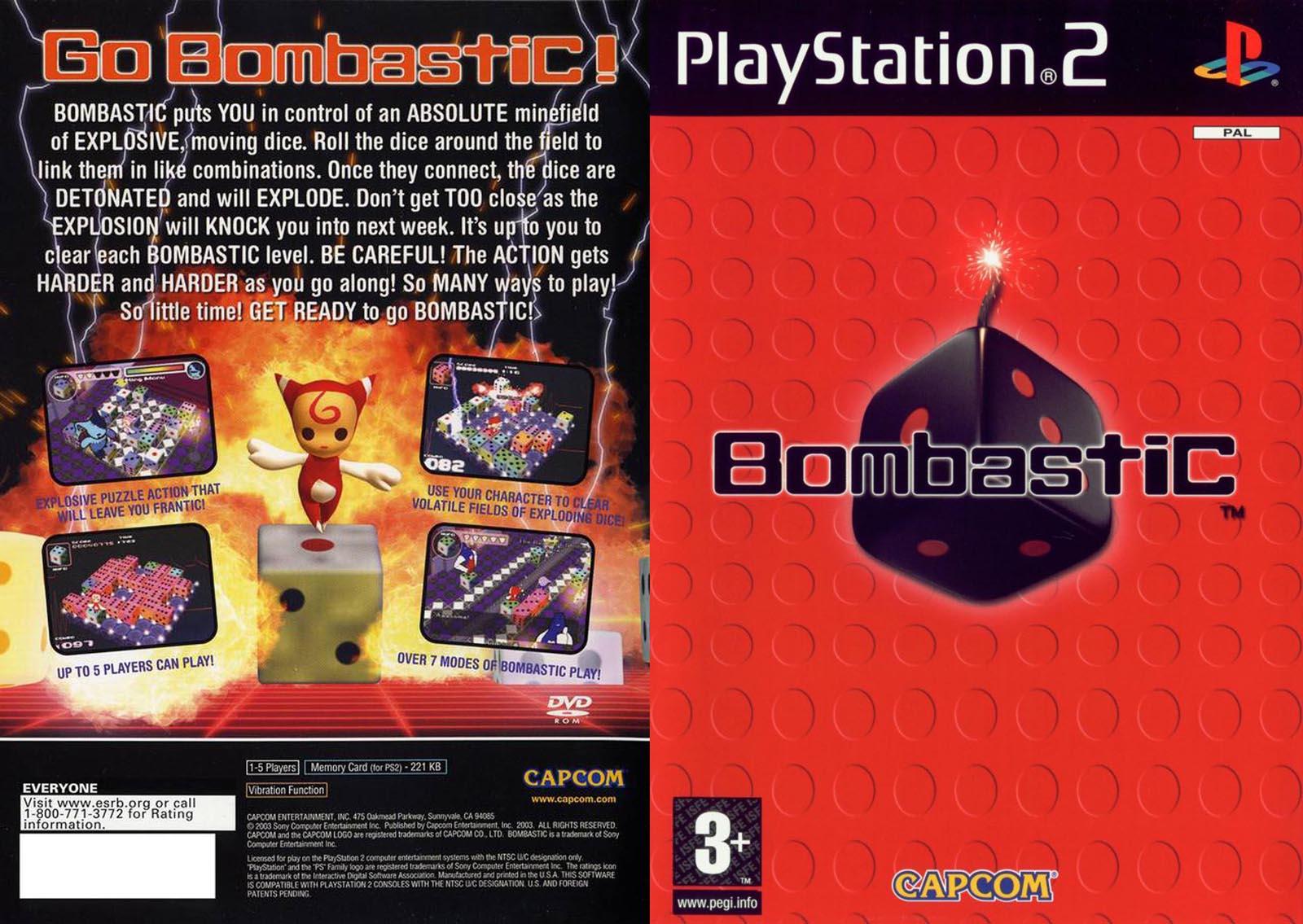 Bombastic (USA) ISO < PS2 ISOs   Emuparadise