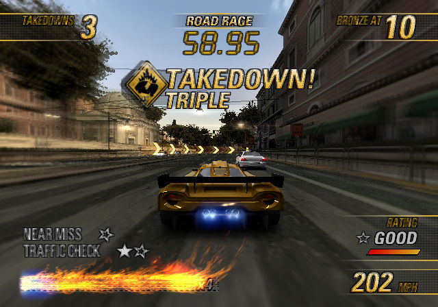 Burnout Revenge (USA) ISO < PS2 ISOs | Emuparadise
