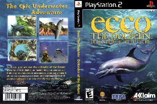 Screenshot Thumbnail / Media File 1 for Ecco the Dolphin - Defender of the Future (USA)