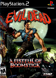 Screenshot Thumbnail / Media File 1 for Evil Dead - A Fistful of Boomstick (USA)