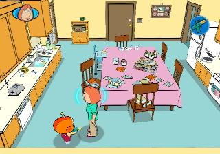 Screenshot Thumbnail / Media File 1 for Family Guy - Video Game! (USA)