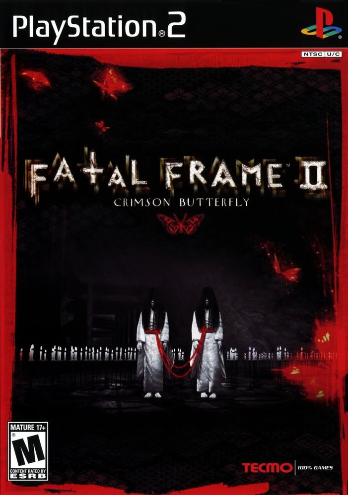 Fatal Frame II - Crimson Butterfly (USA) ISO < PS2 ISOs   Emuparadise