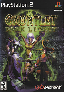 Screenshot Thumbnail / Media File 1 for Gauntlet - Dark Legacy (USA)
