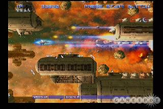 Screenshot Thumbnail / Media File 1 for Gradius V (USA)