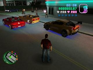 Screenshot Thumbnail / Media File 1 for Grand Theft Auto - Vice City (USA) (v3.00)