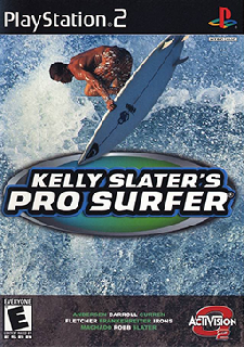 Screenshot Thumbnail / Media File 1 for Kelly Slater's Pro Surfer (USA)