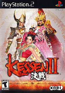 Screenshot Thumbnail / Media File 1 for Kessen II (USA)