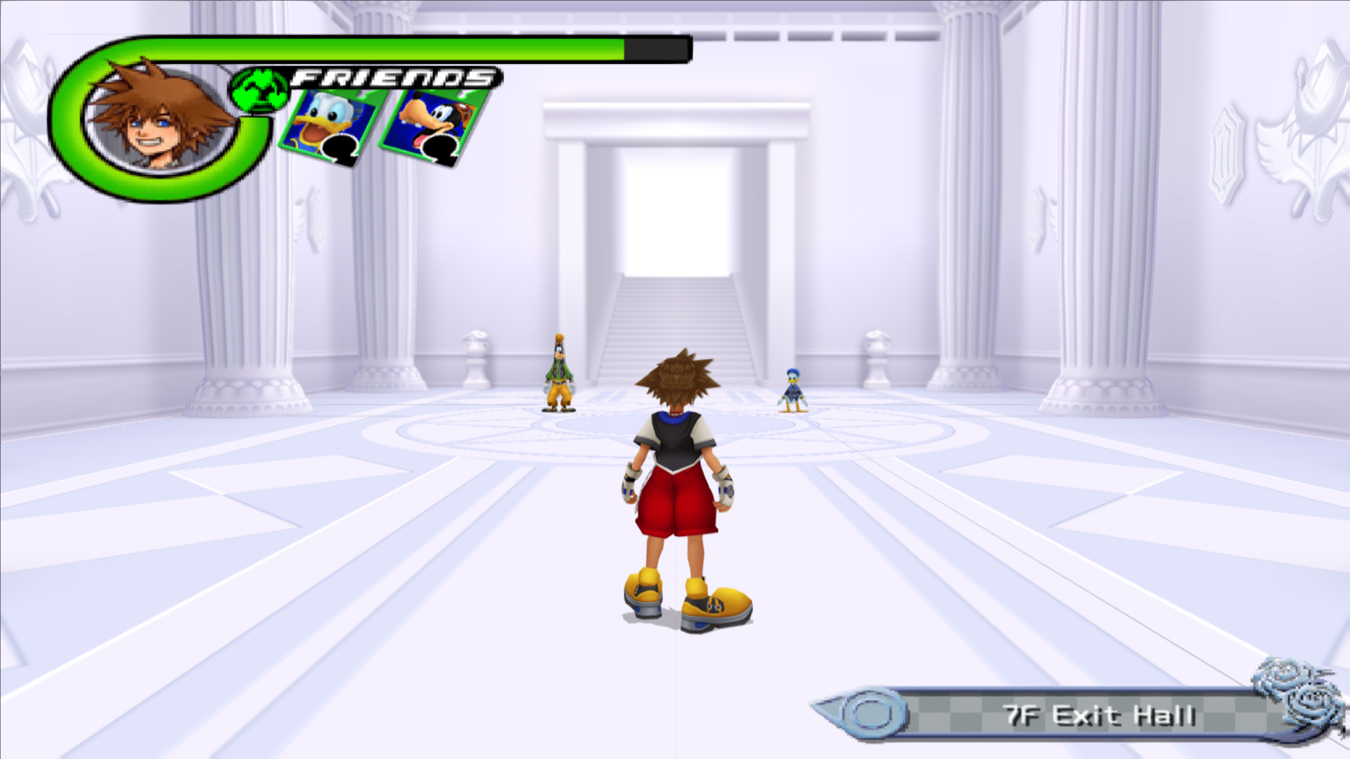 Kingdom Hearts Re Chain Of Memories Usa Iso Ps2 Isos