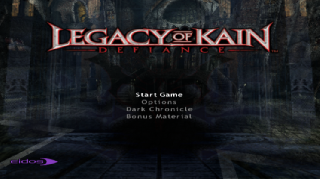 Screenshot Thumbnail / Media File 1 for Legacy of Kain - Defiance (USA)