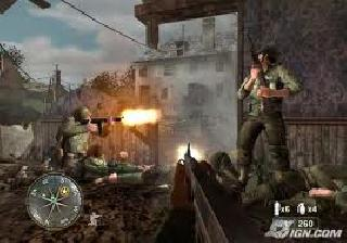 Screenshot Thumbnail / Media File 1 for Call of Duty 3 (USA)