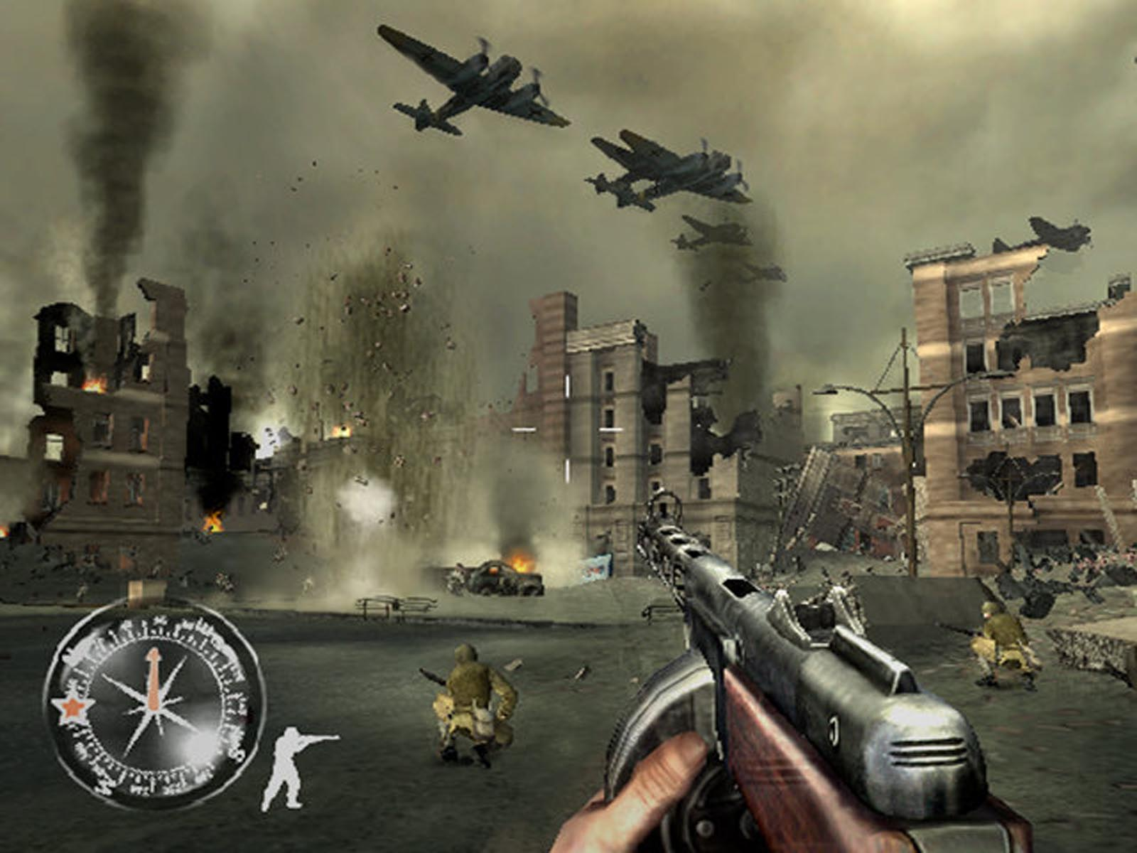 call of duty 4 ps2