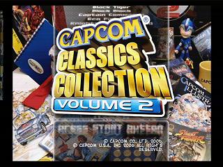 jogo capcom classics collection reloaded pc