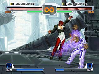 Screenshot Thumbnail / Media File 7 for Capcom Fighting Evolution (USA)