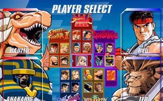 Screenshot Thumbnail / Media File 5 for Capcom Fighting Evolution (USA)