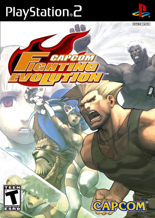 Capcom Fighting Evolution Usa Iso Ps2 Isos Emuparadise