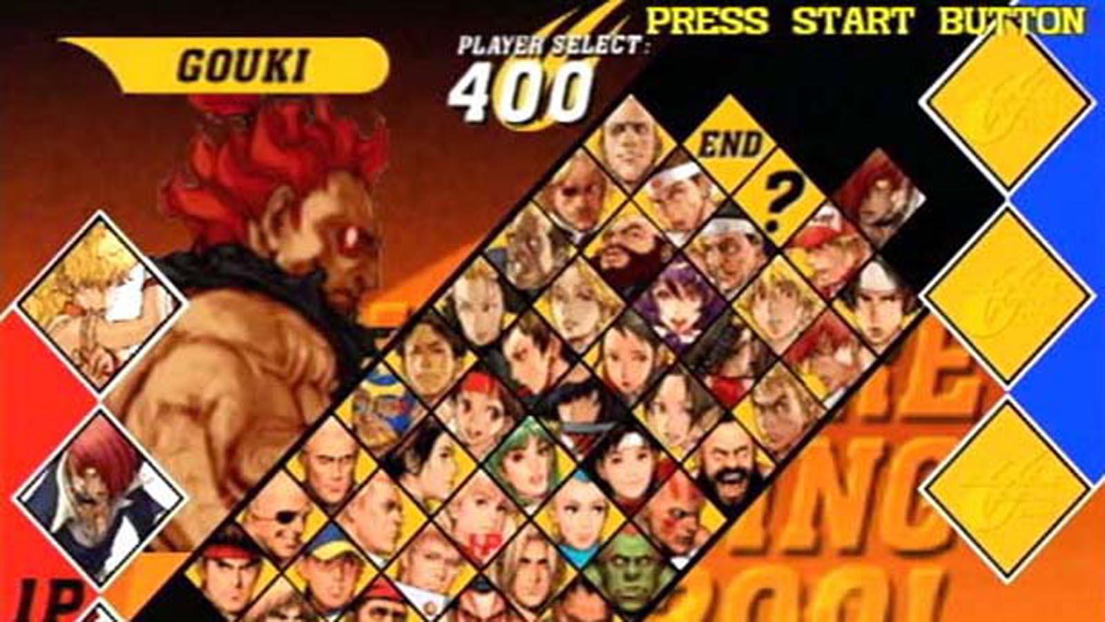 Capcom Vs Snk 2 Mark Of The Millennium 2001 Usa Iso Ps2