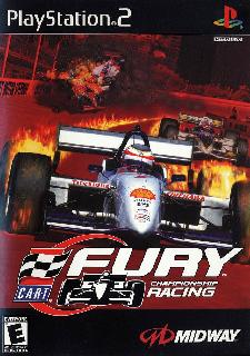Screenshot Thumbnail / Media File 1 for CART Fury - Championship Racing (USA)
