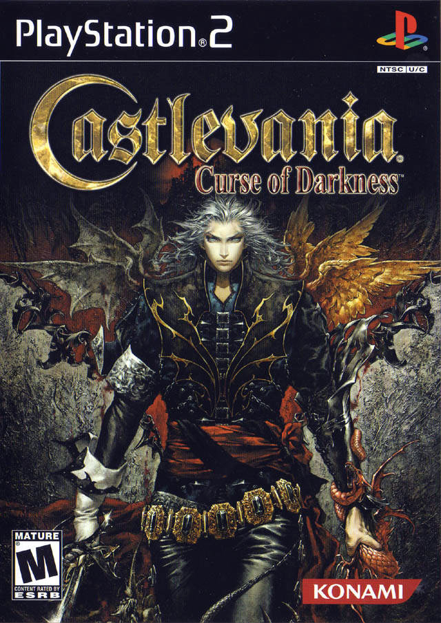 Castlevania - Curse of Darkness (USA) ISO < PS2 ISOs | Emuparadise