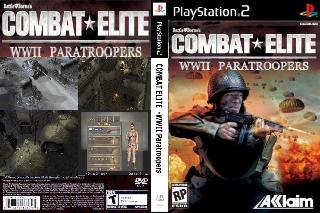 Screenshot Thumbnail / Media File 1 for Combat Elite - WWII Paratroopers (USA)