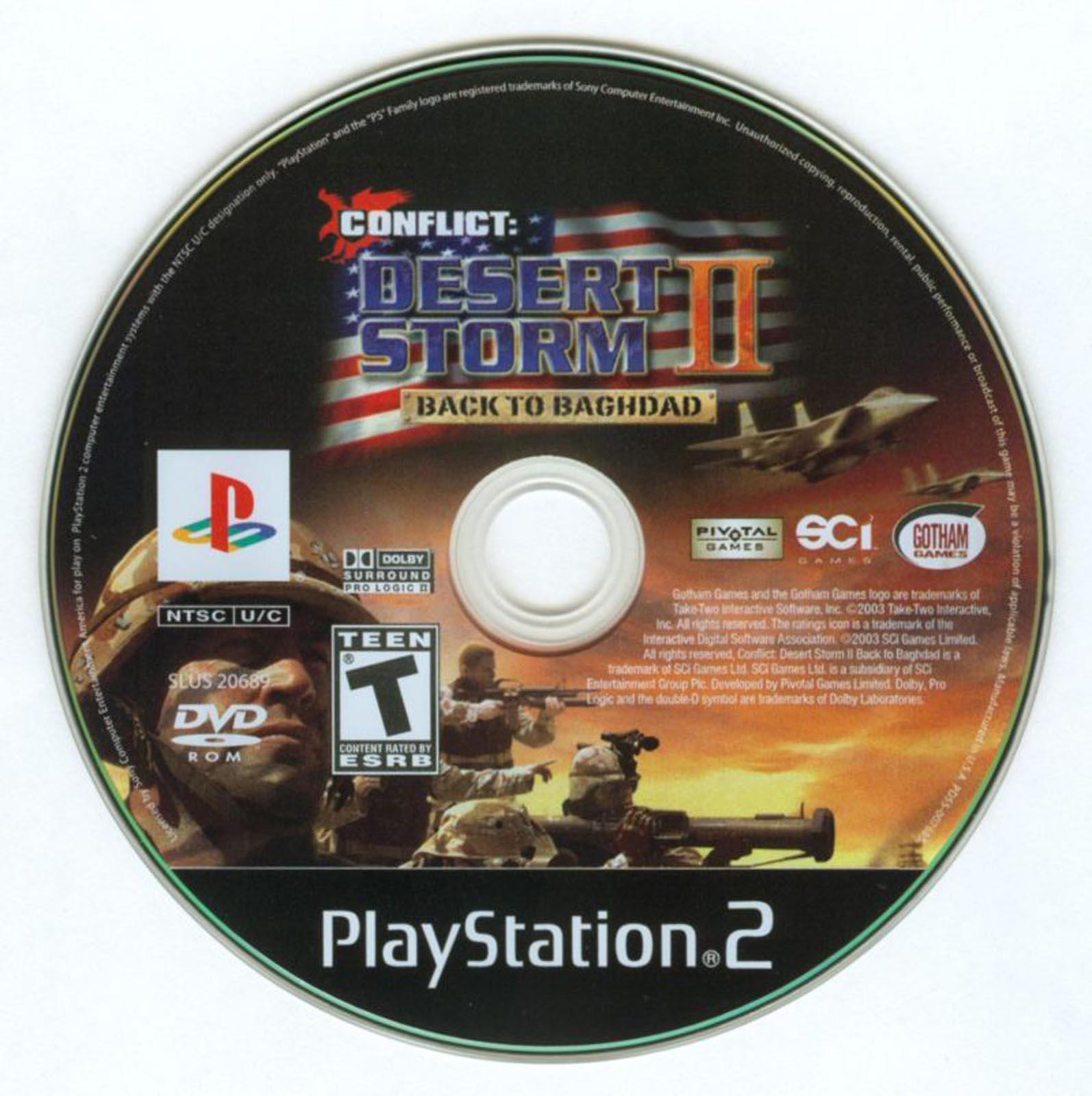 conflict desert storm 2 crack free download