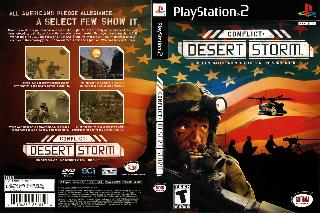 Screenshot Thumbnail / Media File 1 for Conflict - Desert Storm (USA)