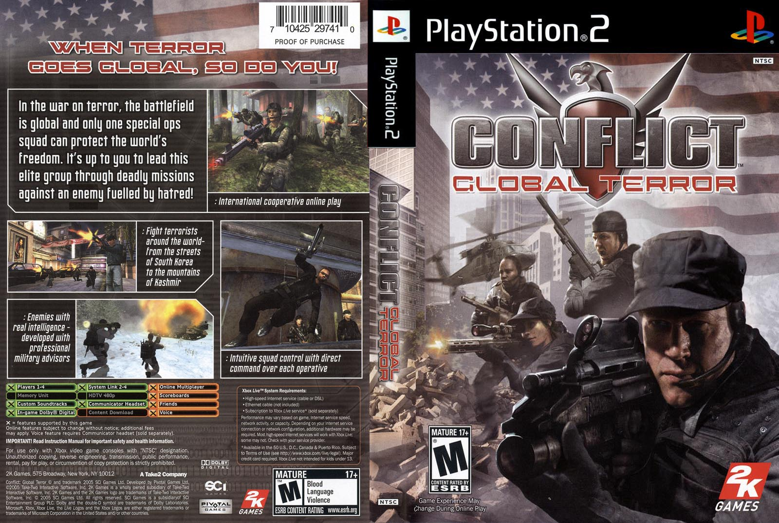 conflict global terror game free download full version