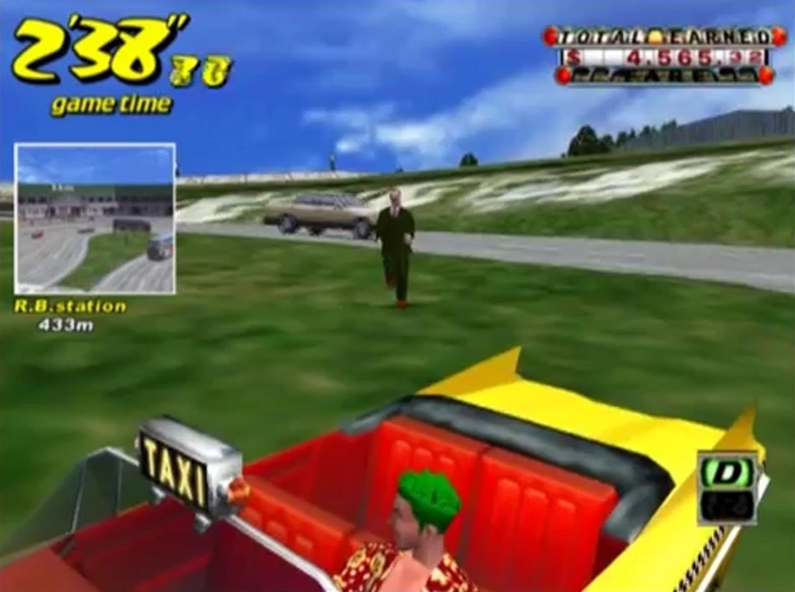 Crazy Taxi Ps2 – Dotprism info