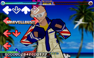 Screenshot Thumbnail / Media File 1 for Dance Dance Revolution Extreme (USA)