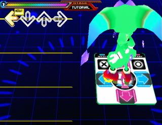Screenshot Thumbnail / Media File 1 for Dance Dance Revolution SuperNOVA (USA)
