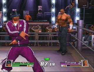 Screenshot Thumbnail / Media File 1 for Def Jam - Vendetta (USA)