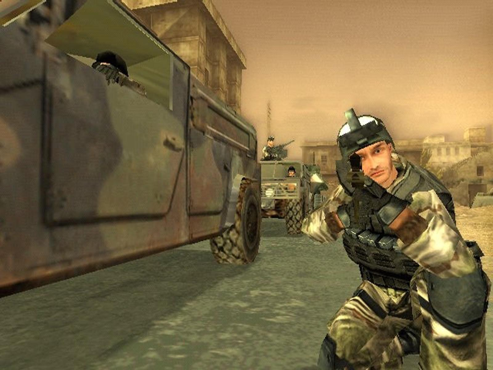 Black Hawk Down (USA) ISO