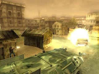 Screenshot Thumbnail / Media File 1 for Delta Force - Black Hawk Down (USA)