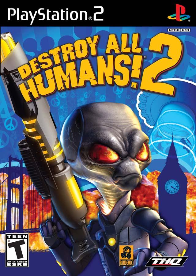Destroy all humans 2 скачать на пк