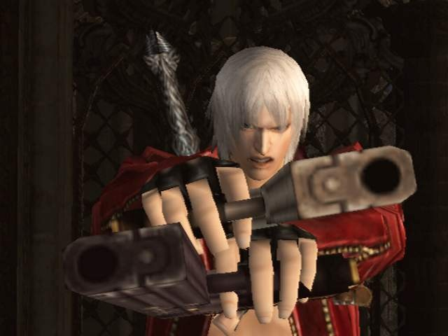 pcsx2 devil may cry 3