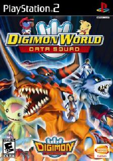 Screenshot Thumbnail / Media File 1 for Digimon World - Data Squad (USA)