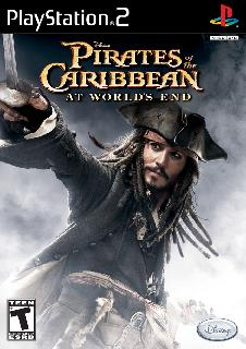 Screenshot Thumbnail / Media File 1 for Disney Pirates of the Caribbean - At World's End (USA)